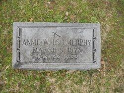 Annie <i>Welsh</i> Murphy