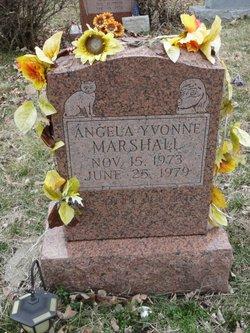 Angela Yvonne Marshall