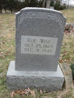 Monroe Roe Wise
