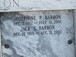 Josephine <i>Pipitone</i> Barron
