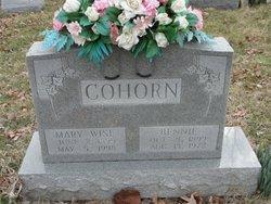 Mary <i>Wise</i> Cohorn
