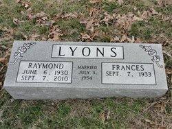 Raymond Nelson Lyons