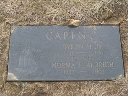 Norma L. <i>Aldrich</i> Capen