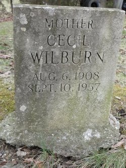 Cecil <i>Wright</i> Wilburn