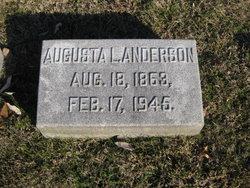 Augusta L Anderson