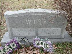 George H Wise, Jr