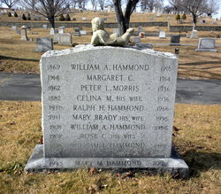 Mary <i>Brady</i> Hammond