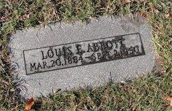 Louis Edward Abbott, Sr