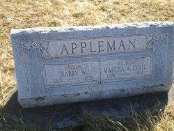 Harry W Appleman