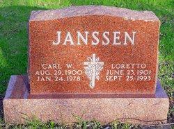 Loretto <i>Dart</i> Janssen