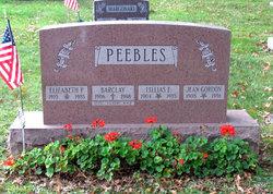 Barclay Peebles