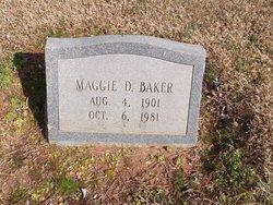 Maggie <i>Dixon</i> Baker