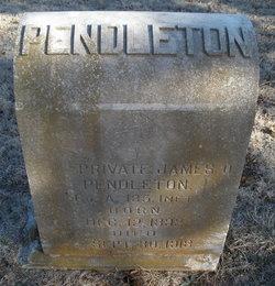James O. Pendleton