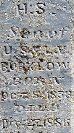 Hyram Saul Burklow