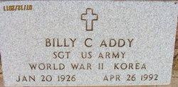 Billy Cecil Addy