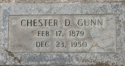 Chester Douglas Gunn