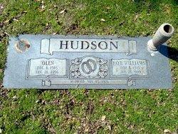 Elsie Faye <i>Williams</i> Hudson
