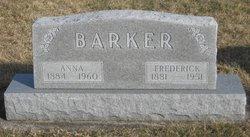 Anna Sophia <i>Miller</i> Barker