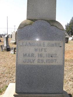 Leanora Emaline <i>Simril</i> Henderson