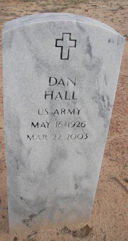 Dan Edward Hall
