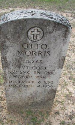 Otto Morris