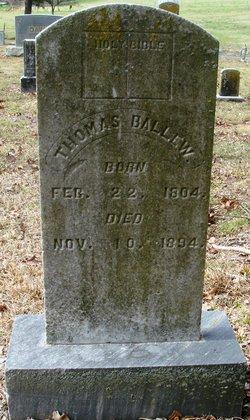 Thomas Ballew
