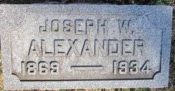 Joseph Welton Alexander