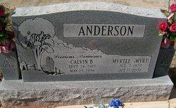 Myrt Anderson