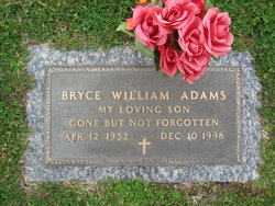 Bryce William Adams