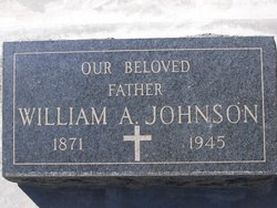 William A Johnson