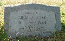 Argalia Lonzo Enke