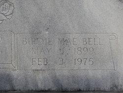 Birdie Mae <i>Bell</i> Roberts