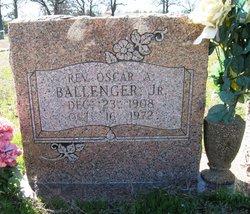 Rev Oscar Allen Ballenger, Jr