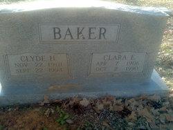 Clara Edith <i>Quillin</i> Baker
