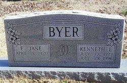 Kenneth Lavern Byer