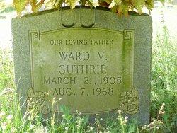 Ward Velmon Guthrie