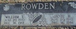 Earnest Earnie Rowden