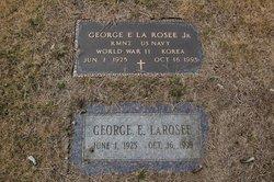 George Ernest LaRosee, Jr
