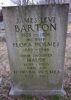 Flora <i>Holmes</i> Barton