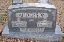B. Bernard Anderson
