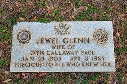 Jewel <i>Glenn</i> Paul