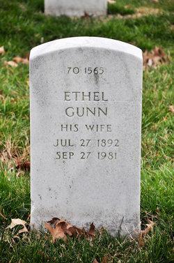 Ethel <i>Gunn</i> Devlin