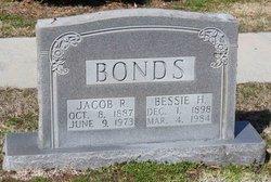 Bessie <i>Hurlocker</i> Bonds
