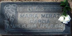 Maria Meraz Garcia
