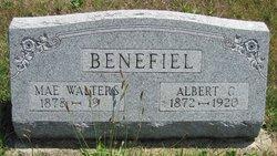 Mae <i>Walters</i> Benefiel