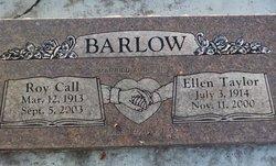 Ellen <i>Taylor</i> Barlow