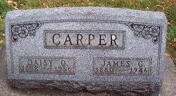 Daisy O <i>Darland</i> Carper