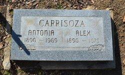 Alexander Alex Carrisoza