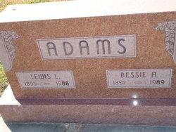 Lewis Lewellen Adams