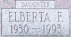 Alberta Ferdale Davis